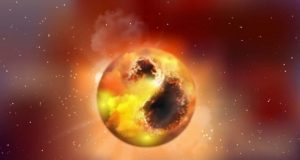 Giant star spots likely cause of Betelgeuse dimming