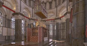 New evidence helps form digital reconstruction of most important medieval shrine
