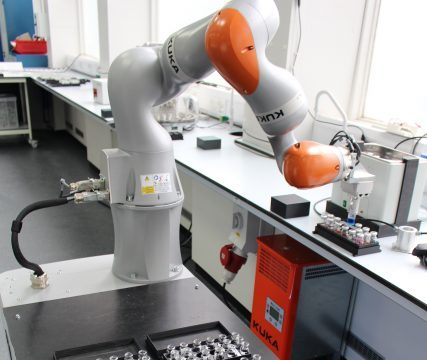 Researchers build robot scientist that has already discovered a new catalyst