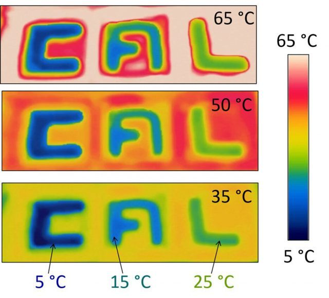 Researchers create decoy coatings that trick infrared cameras