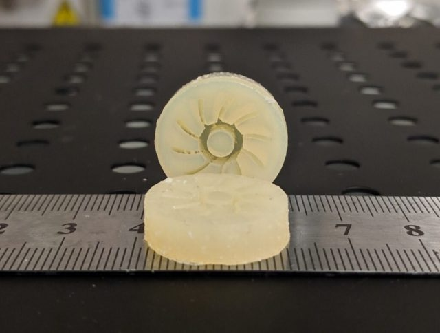 Researchers report 3 D printed latex rubber breakthrough