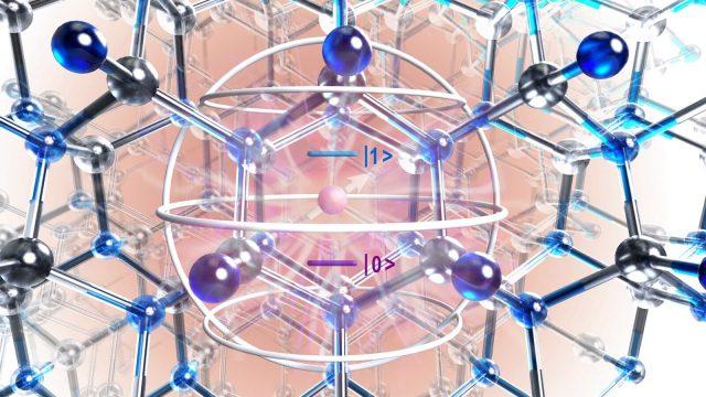 Solving materials problems with a quantum computer