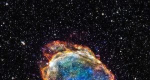 What happens before a star explodes and dies New research on pre supernova neutrinos.