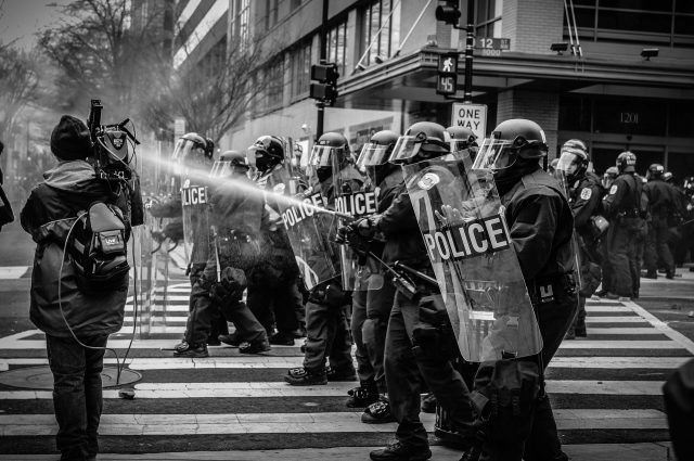 White people are not more likely than Black people to be killed by police