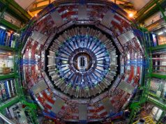 CERN experiments announce first indications of a rare Higgs boson process