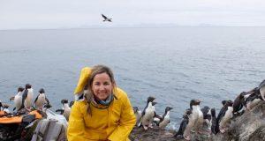First genome comparison gives insight into penguin origins evolution 1