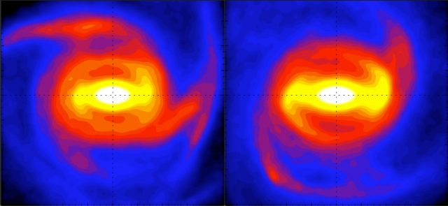 Galactic bar paradox resolved in cosmic dance