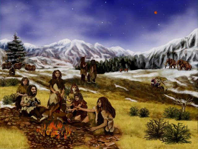 Neanderthal DNA contributes to genetic diversity bringing more understanding to human evolution