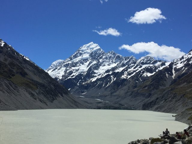 New Zealands Southern Alps glacier melt has doubled