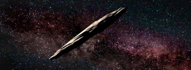 Scientists determine Oumuamua isnt made from molecular hydrogen ice after all