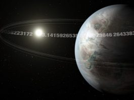Astronomers discover an Earth sized pi planet with a 3.14 day orbit
