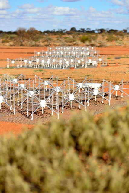 Australian telescope finds no signs of alien technology in 10 million star systems