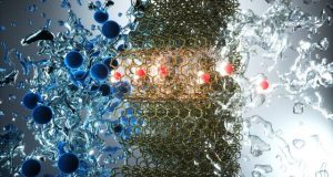 Carbon nanotubes developed for super efficient desalination