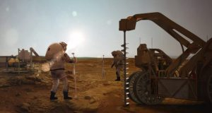Could life exist deep underground on Mars