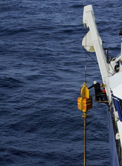 Massive release of methane gas from the seafloor discovered for the first time in the Southern Hemisphere