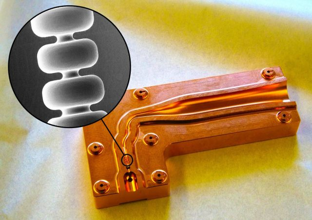SLAC invention could make particle accelerators 10 times smaller 1