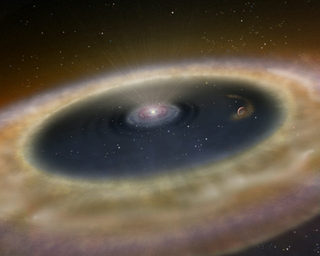 The evolving chemistry of protoplanetary disks