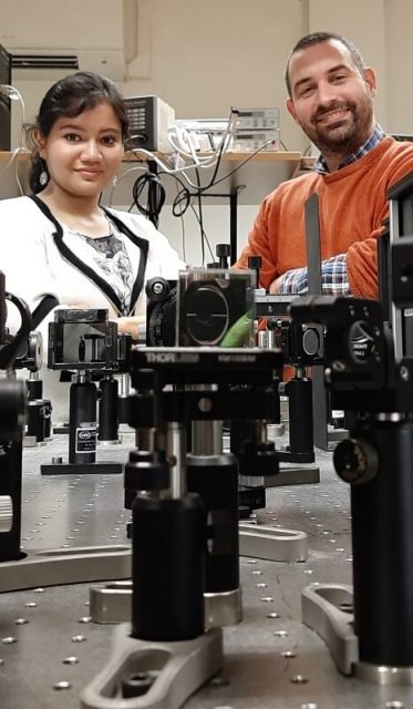 Ultra fast magnetic switching with potential to transform fiber optical communications