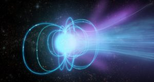 VLBA makes first direct distance measurement to magnetar