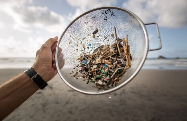 14 million tonnes of microplastics on sea floor