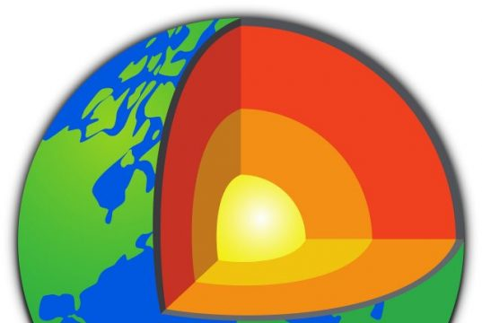 A new way of looking at the Earths interior