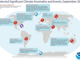 Earth just had its hottest September on record