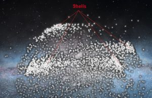 Evidence of broadside collision with dwarf galaxy discovered in Milky Way