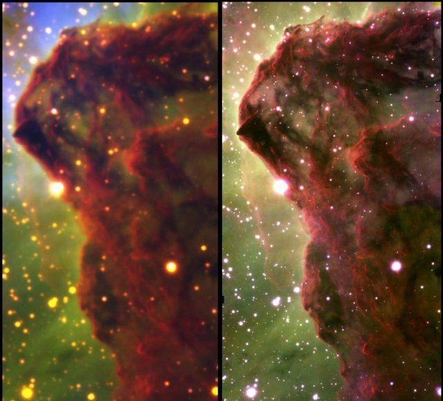 Gemini Souths high def version of A Star is Born