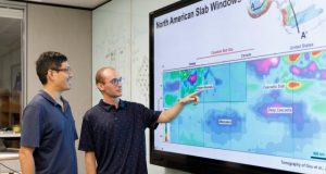 Geologists resurrect missing tectonic plate
