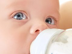 High levels of microplastics released from infant feeding bottles during formula prep