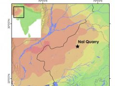 Oldest securely dated evidence for a river flowing through the Thar Desert Western India