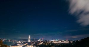 Artificial night lighting has widespread impacts on nature