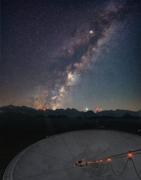 Astronomers discover clues that unveil the mystery of fast radio bursts