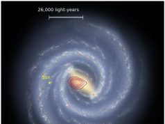 Astronomers discover new fossil galaxy buried deep within the Milky Way