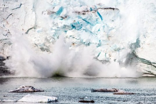 Greenlands largest glaciers likely to melt faster than feared