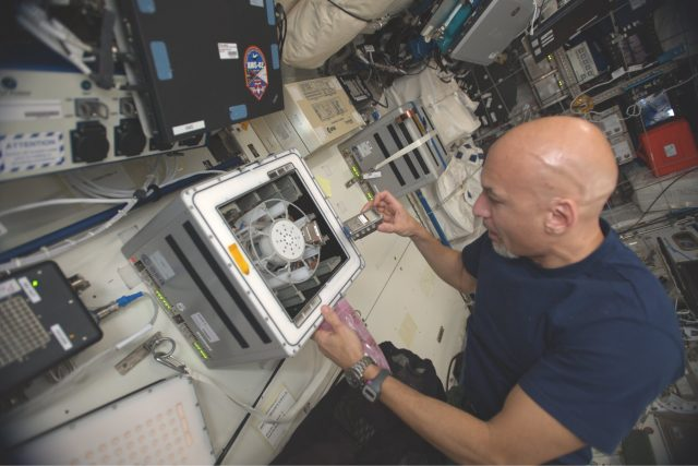 Mining rocks in orbit could aid deep space exploration