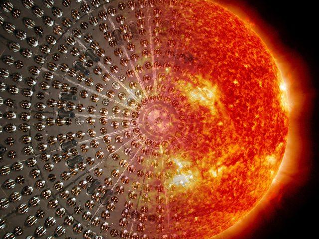 Neutrinos yield first experimental evidence of catalyzed fusion dominant in many stars
