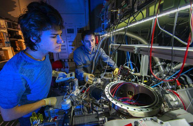 Unprecedented accuracy in quantum electrodynamics