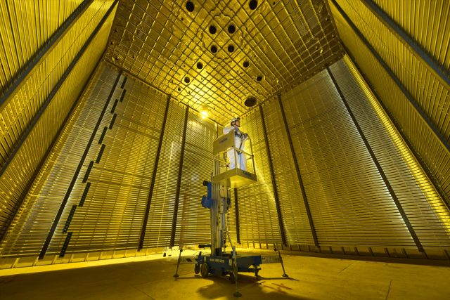 First physics results from prototype detector published