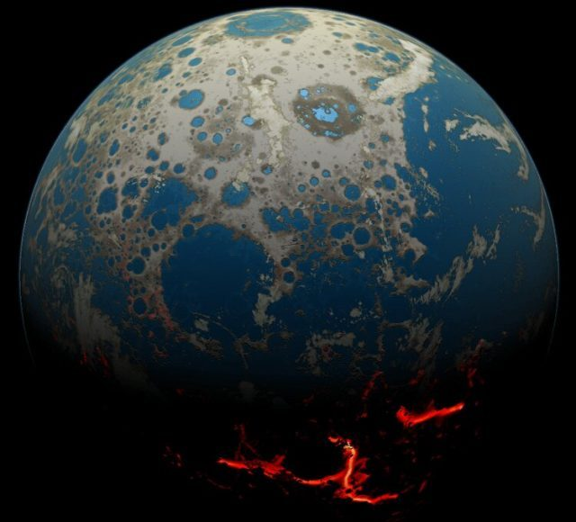 If a planet has a lot of methane in its atmosphere life is the most likely cause