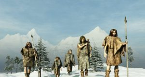 Neanderthals buried their dead