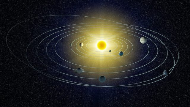 New superhighway system discovered in the Solar System