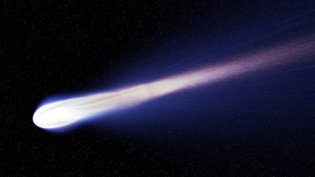 Researchers discover solid phosphorus from a comet