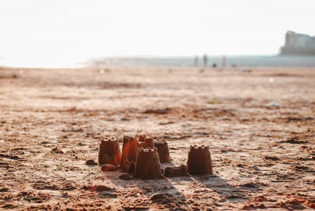Science of building sandcastles finally understood