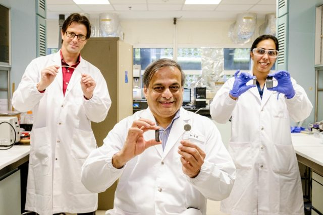 Scientists invent glue activated by magnetic field
