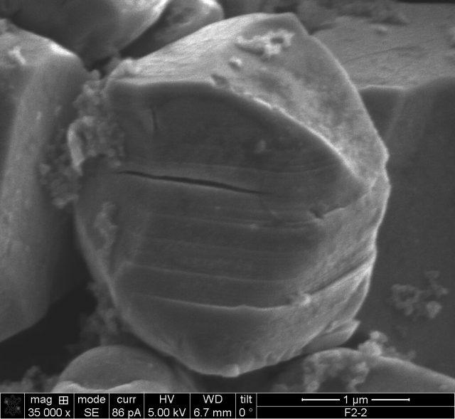 Single crystal technology holds promise for next generation lithium ion batteries