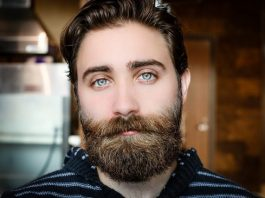 Study finds a manly beard may help drive sales