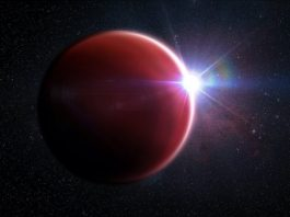 Astronomers discover first cloudless Jupiter like planet