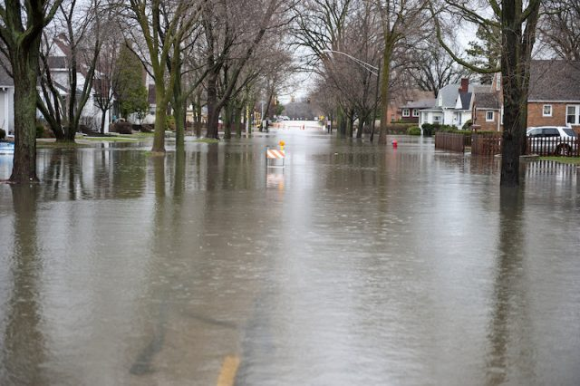 Climate change has caused billions of dollars in flood damages