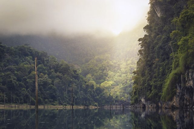 Climate change will alter the position of the Earths tropical rain belt